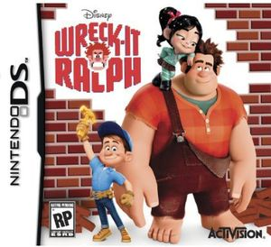 Wreck It Ralph  for Nintendo DS
