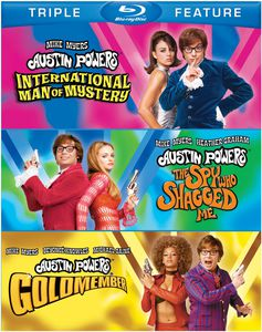 Austin Powers: International Man of Mystery /  Austin Powers: The Spy Who Shagged Me /  Austin Powers in Goldmember