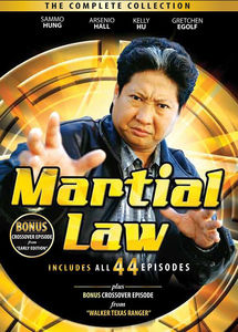 Martial Law : The Complete Collection