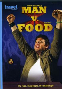 Man V. Food: Season 3 [3 Discs]
