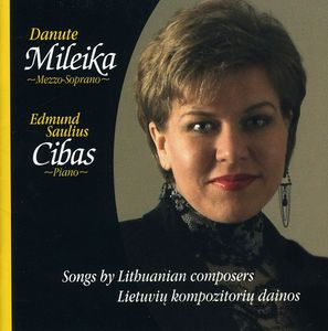 Songs By Lithuanian Composers