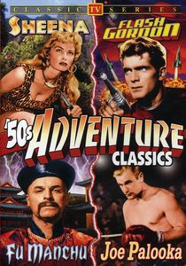 50'S TV Adventure Classics [Black and White]