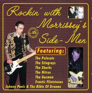 Rockin' with Morrisey's Side-Men [Import]