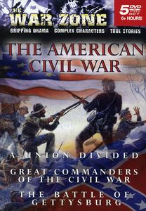 War Zone: The American Civil War