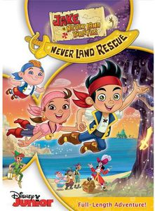 Jake & Never Land Pirates: Jake's Never Land