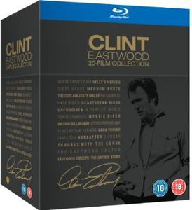 Clint Eastwood 20 Film Collection