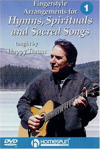 Fingerstyle Arrangements for Hymns Spirituals 1