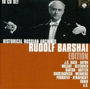 Rudolf Barshai Edition