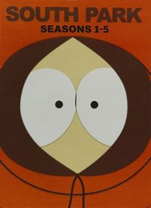 South Park: Mini Mega Pack - Season 1-5