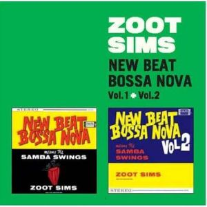 New Beat Bossa Nova 1 & 2 [Import]