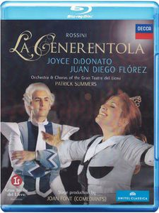 Rossini: La Cenerentola (Blu-ray) [Import]
