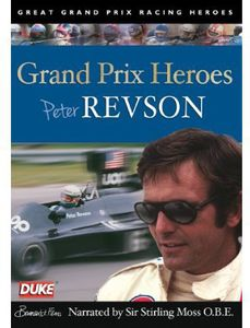 Peter Revson: Grand Prix Hero