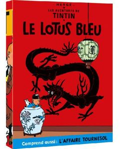 The Adventures Of Tintin: Le Lotus Bleu/ L'affaire Tournesol [Import]