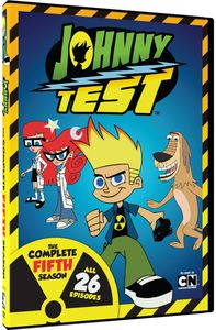Johnny Test: The Complete Fifth Season