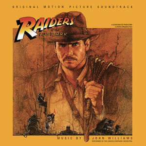 The Raiders Of The Lost Ark (Original Soundtrack)