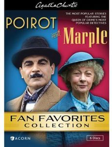 Agatha Christie: Poirot and Marple: Fan Favorites Collection