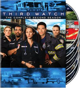 Third Watch: The Complete Second Season
