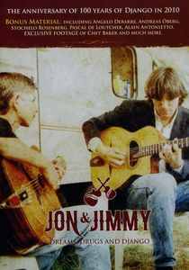Jon and Jimmy: Dreams Drugs and Django