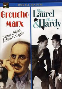 Groucho Marx/ Laurel and Hardy