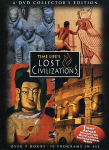 Lost Civilizations [4 Discs] [Documentary]