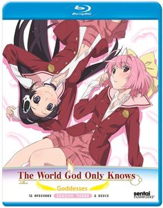 World God Only Knows Goddesses