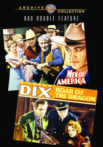 Men Of America /  Roar Of The Dragon Rko Double Feature