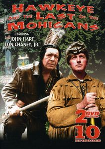 Hawkeye & the Last of the Mohicans
