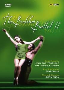 Bolshoi Ballet II /  Ivan the Terrible /  Stone