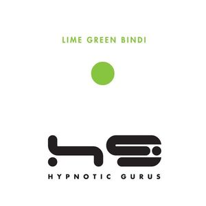 Lime Green Bindi