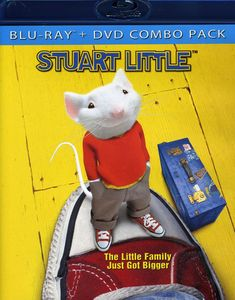 Stuart Little [WS] [Blu-ray/ DVD Combo] [2 Discs]