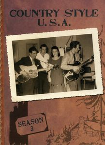 Country Style U.S.A.: Season 3 /  Various