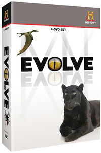 Evolve [4 Discs] [Thinpacks]