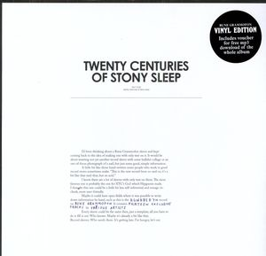 Twenty Centuries of Stony Sleep /  Various