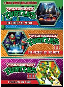 Teenage Mutant Ninja Turtles-The Movie Collection [Import]