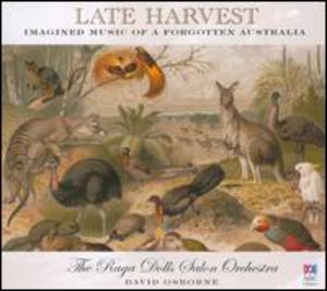 Osborne: Late Harvest /  Letters Home