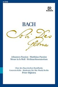 Bach,J.S. : St. John Passion /  Christmas Oratorio [Box Set]
