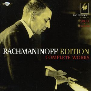 Rachmaninoff Edition: Complete Works