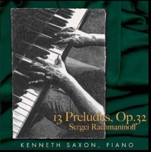 13 Preludes Op. 32 By Sergei Rachmaninoff
