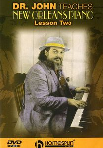 Dr John Teaches New Orleans Piano 2