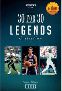 ESPN FILMS 30 for 30: Legends Collection