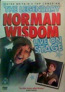 Norman Wisdom Live on Stage