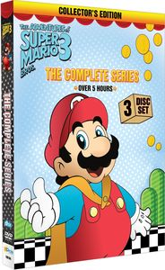 The Adventures of Super Mario Bros 3: The Complete Series