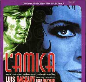 L'amica/ La Supertestimone [Import]