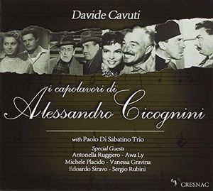 Davide Cavuti: I Capolavori (Original Soundtrack) [Import]