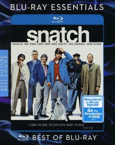Snatch [Essentials Repackage] [Widescreen]