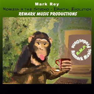 Monkeys in the Studio-Digital Evolution