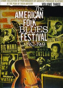 American Folk Blues Festival 1962-1969 3 /  Various
