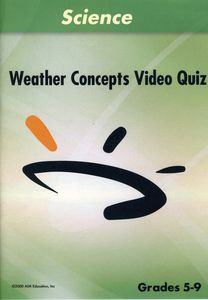 Weather Concepts Video Quiz