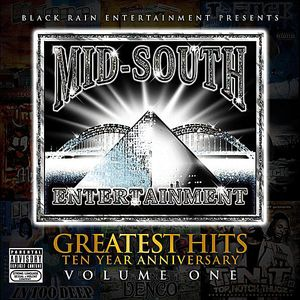 Mid South Entertainment Greatest Hits 10 Year Anni