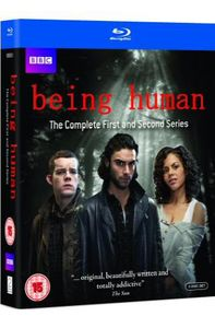 Being Human: Series 1 & 2 (Blu-ray)